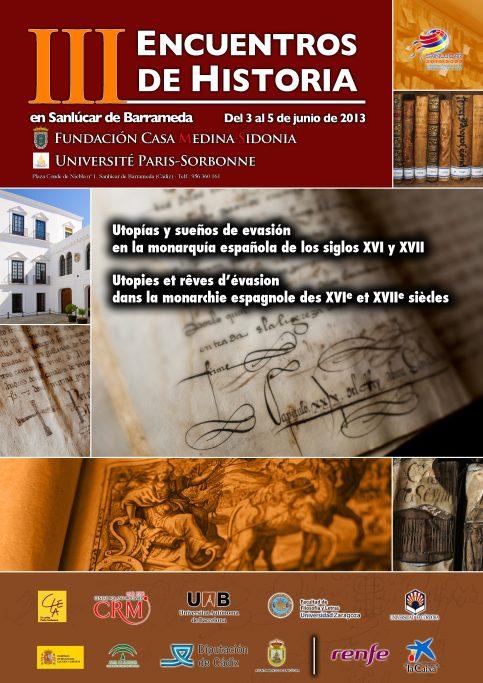 CARTEL. III_encuentros_historia_2013